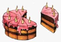 Pin Fraction Math Worksheets Strips Up To Sixths Bwgif Cake on ...